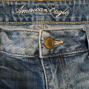 American Eagle Outfitters Shorts - American Eagle light wash denim jean shorts